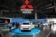 MIAS-2012: стенд Mitsubishi Motors Corporation